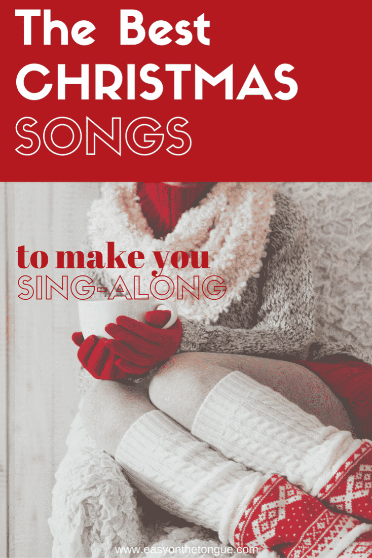 the best christmas songs to make you sing along. Black Bedroom Furniture Sets. Home Design Ideas