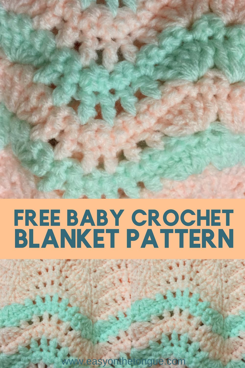 More Free Baby Crochet Blanket Patterns To Do In A Weekend