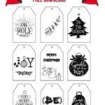 Printable Christmas Tags christmastags freegifttags 2 150x150 Free Printable Christmas Gift Tags